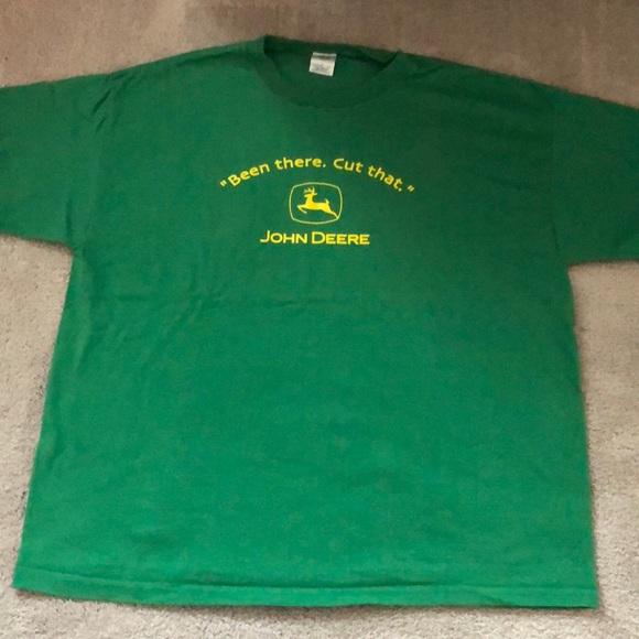 Shirts mens xl john deere tshirt poshmark for John deere shirts for kids
